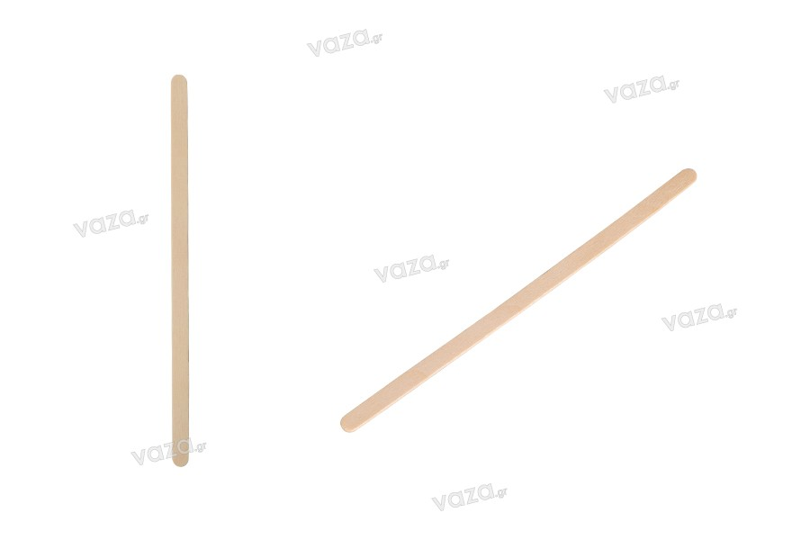 Ξυλάκια γενικής χρήσης 140x6x1,4 mm - πακέτο 1000 τμχ