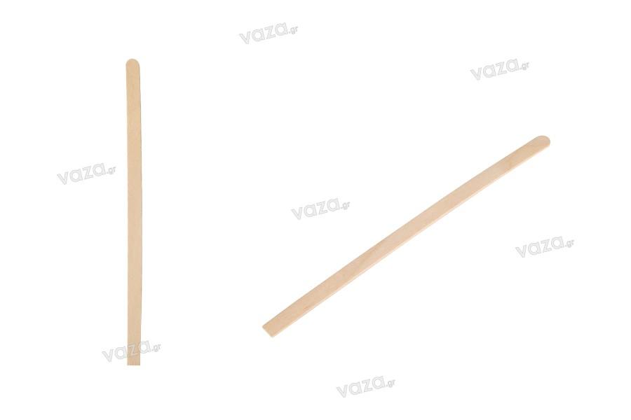 Ξυλάκια γενικής χρήσης 140x6x1,2 mm - πακέτο 1000 τμχ