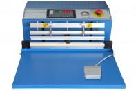 Μηχανή συσκευασίας κενού αέρος (vacuum) με δυνατότητα προσθήκης αέρα και θερμοκόλλησης