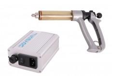 Ημιαυτόματη συσκευή (πιστόλι) χειρός για το γέμισμα φιαλιδίων (0.5 - 2.5 ml)