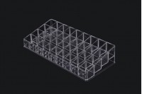 Acrylic stand xxx mm - 4 levels (36 seats)