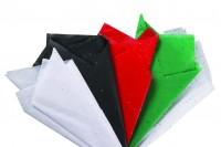 Χαρτί αφής 50x66 cm σε διάφορα χρώματα - 10 τμχ