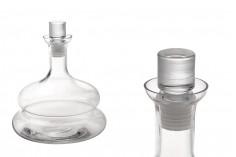 Καράφα 1500 ml για κρασί 168x207 με ακρυλικό πώμα