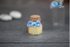 Φιογκάκια με λουλούδι για τον στολισμό βάζων και μπουκαλιών