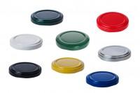 Καπάκια Τ.Ο. 53 χωρίς φλιπ σε ποικιλία χρωμάτων