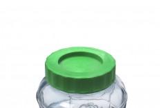 Καπάκι πλαστικό για βάζα