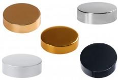 Καπάκι αλουμινένιο με εσωτερικό παρέμβυσμα σε διάφορα χρώματα (για βαζάκια 24-2 και 79-4)