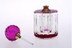 Μπουκαλάκι κρυστάλλινο 10ml με βελόνα και κρυστάλλινο καπάκι