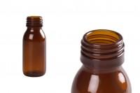 Φιαλίδιο αιθέριων ελαίων 60 ml (PP28) καραμελέ