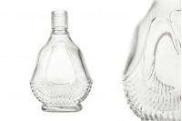 Μπουκάλι γυάλινο για λάδι-ξύδι, ποτά ή διακόσμηση 90x38x145 - 130 ml