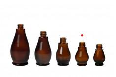 Μπουκαλάκι για αιθέρια έλαια 20 ml γυάλινο καραμελέ (PP18)