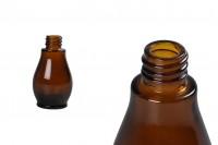 Μπουκαλάκι για αιθέρια έλαια 30 ml γυάλινο καραμελέ (PP18)