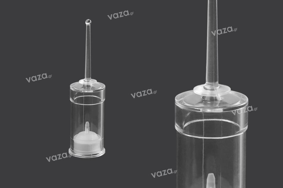 Φιαλίδιο (αμπούλα) 5 ml μιας χρήσης - 100 τμχ