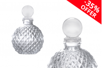 SPECIAL OFFER! Set 105 ml bottle with glass cap  - From 2.20€ to 1.43€ per piece