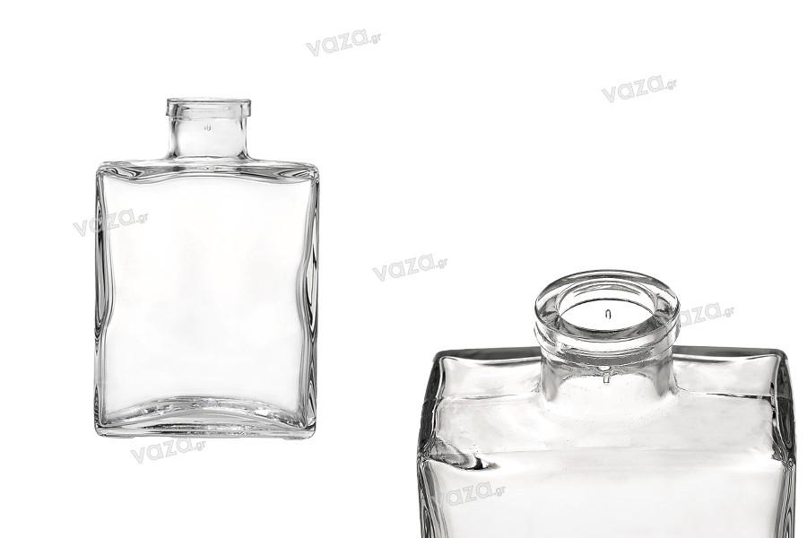 fashion style autentico aliexpress Bottiglia di liquore e brandy 200ml
