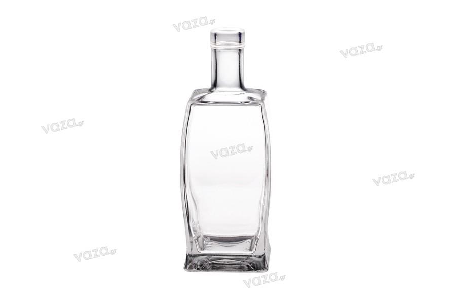 Μπουκάλι Φ19 για λάδι και ποτά 500ml