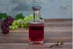 Тετράγωνο Κομψό μπουκάλι για λάδι και ποτά 500 ml