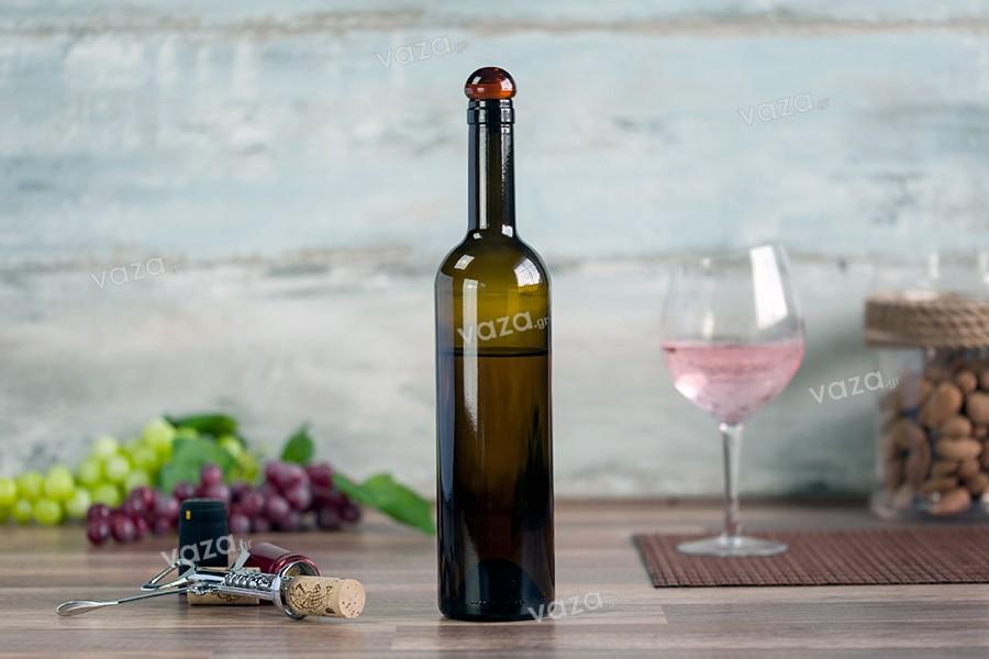 Μπουκάλι για κρασί 750 ml Europea 18.3 mm UVAG