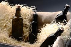 Μπουκάλι για ελαιόλαδο 750 ml Marasca Uvag (PP 31.5)
