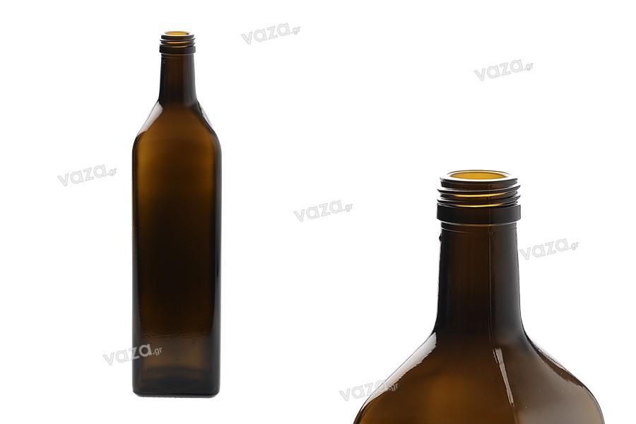 Μπουκάλι για ελαιόλαδο 1000 ml Marasca Uvag (PP 31.5)