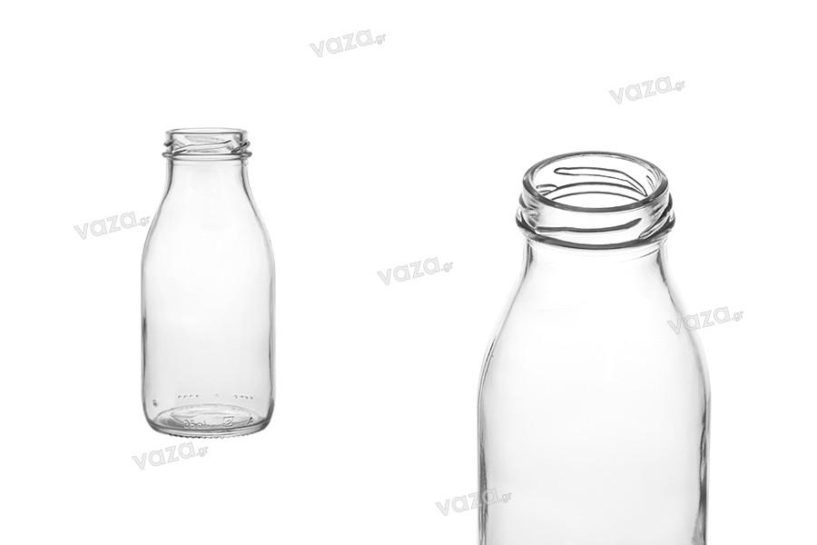 Μπουκάλι γυάλινο για χυμό 250 ml