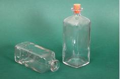 Μπουκάλι γυάλινο 700 ml για ποτά ή λάδι