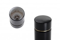 Guala πώμα ασφαλείας αλουμινίου με μπίλια ροής - μιας χρήσης - για μπουκάλια με αντίστοιχο λαιμό