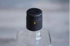 Καψύλιο  35,6x40 mm θερμοσυρρικνούμενο για μπουκάλι με λαιμό μέχρι 35 mm