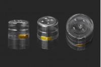 Καψύλιο 28x35 mm θερμοσυρρικνούμενο για μπουκάλι με λαιμό μέχρι 28 mm
