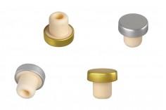 Συνθετικός φελλός σιλικόνης Φ 15,5 mm