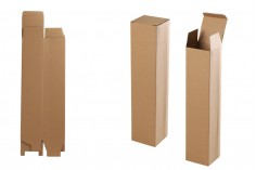 Χάρτινο κουτί κραφτ 82x80x372 mm - 20 τμχ