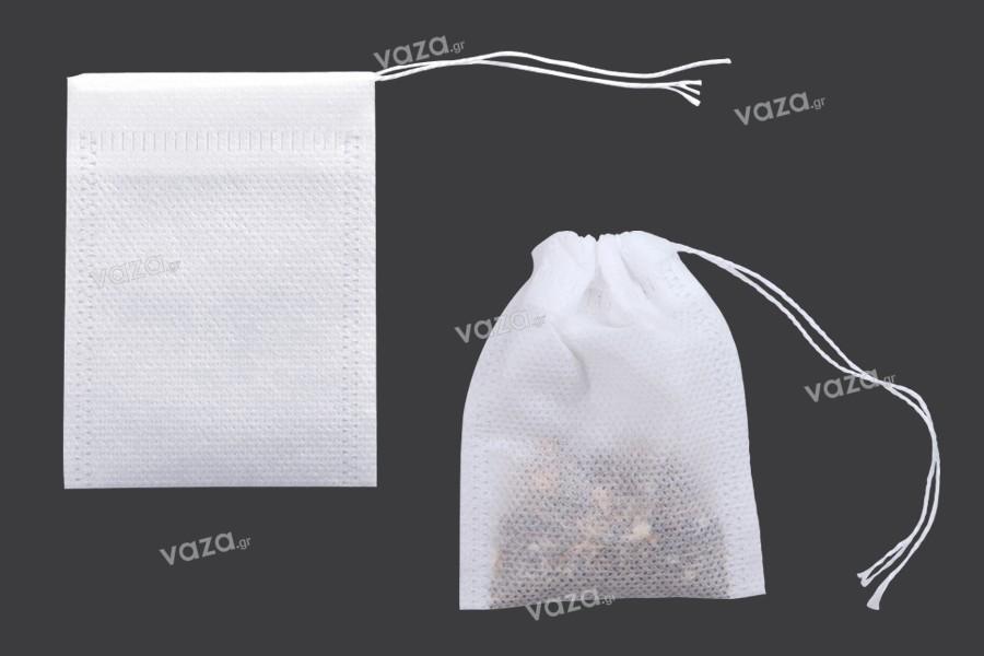 Σακουλάκια για τσάι 60x80 mm - 100 τμχ