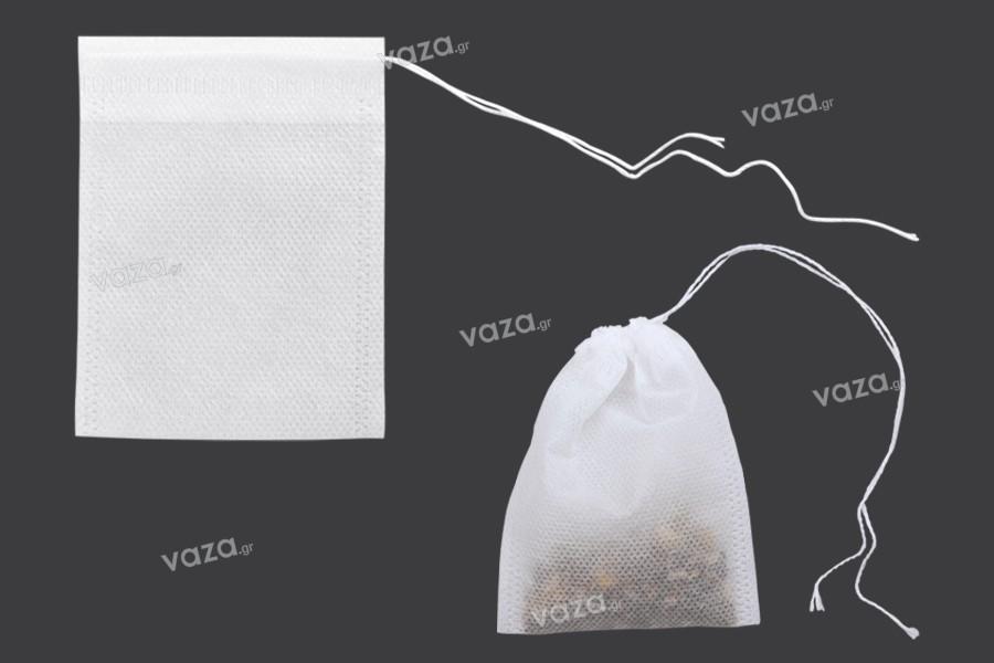 Σακουλάκια για τσάι 70x90 mm - 100 τμχ
