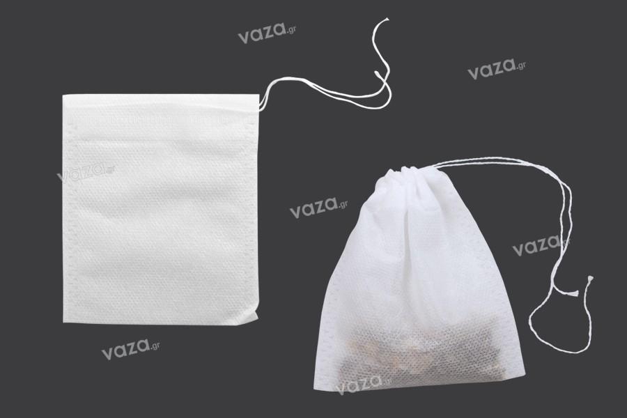 Σακουλάκια για τσάι 90x100 mm - 100 τμχ