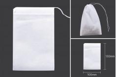 Σακουλάκια για τσάι 100x150 mm - 100 τμχ