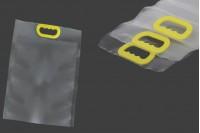 Σακούλες συσκευασίας vacuum 32x50 cm με χειρολαβή - 10 τμχ