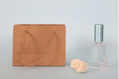 Τσάντα δώρου χάρτινη κραφτ - κορδόνι 5 mm 144x60x110