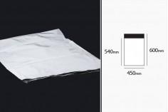 Σακουλάκια μεταφορών courier αδιάβροχα PE με αυτοκόλλητο κλείσιμο 450x600 mm - 100 τμχ