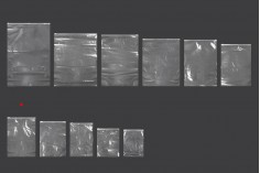 Σακουλάκια PE με φερμουάρ 250x350 mm - 50 τμχ