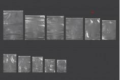 Σακουλάκια PE με φερμουάρ 300x450 mm - 50 τμχ