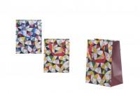 Σακούλα δώρου χάρτινη, πλαστικοποιημένη 180x100x230 - 12 τμχ