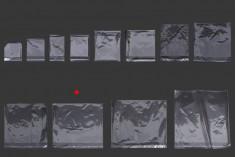Σακουλάκια διαφανή με αυτοκόλλητο κλείσιμο 280x340 mm - 1000 τμχ