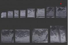 Σακουλάκια διαφανή με αυτοκόλλητο κλείσιμο 240x300 mm - 1000 τμχ