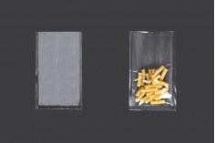 Σακούλες vacuum (κενού αέρος) 120x200 mm για συντήρηση - συσκευασία τροφίμων και άλλων προϊόντων - 100 τμχ