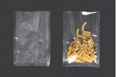 Σακούλες vacuum (κενού αέρος) 170x250 mm για συντήρηση - συσκευασία τροφίμων και άλλων προϊόντων - 100 τμχ