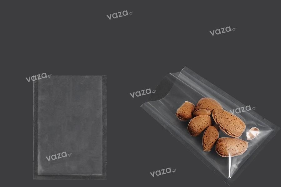 Σακούλες vacuum (κενού αέρος) για συντήρηση - συσκευασία τροφίμων και άλλων προϊόντων 90x130 mm - 100 τμχ
