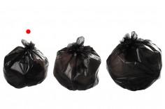 Σακούλες πλαστικές μιας χρήσης 50x45 cm χωρίς κορδόνι - ρολό 50 τμχ