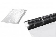 Σακουλάκια μεταφορών courier αδιάβροχα 250x350 mm (κατάλληλα για μέγεθος Α4) λευκά με αυτοκόλλητο κλείσιμο  - 100 τμχ