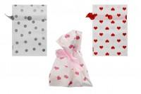 Sachets en plastique pour bonbons et bonbons 120x170 - 50 pcs