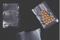 Σακούλες vacuum (κενού αέρος) για συντήρηση - συσκευασία τροφίμων και άλλων προϊόντων 100x150 mm - 100 τμχ